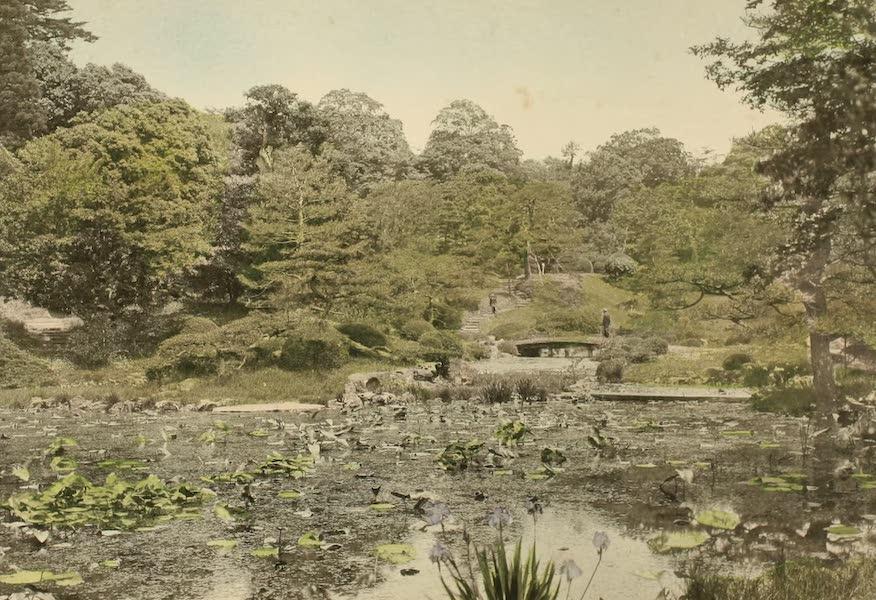 A Model Japanese Villa - Artificial garden. (1900)