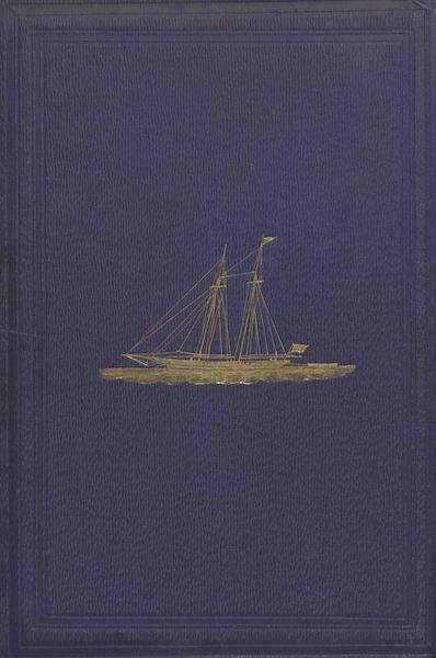 A Narrative of the Cruise of the Yacht Maria - Front Cover (1855)