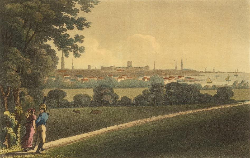 A Northern Summer - Copenhagen (1805)