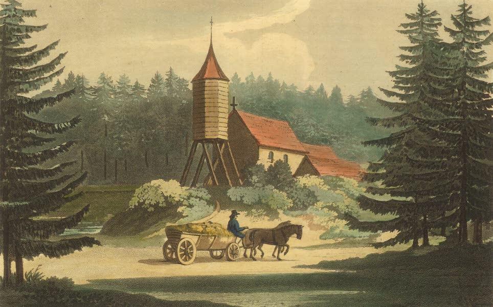 A Northern Summer - A Sweedish Village Church (1805)