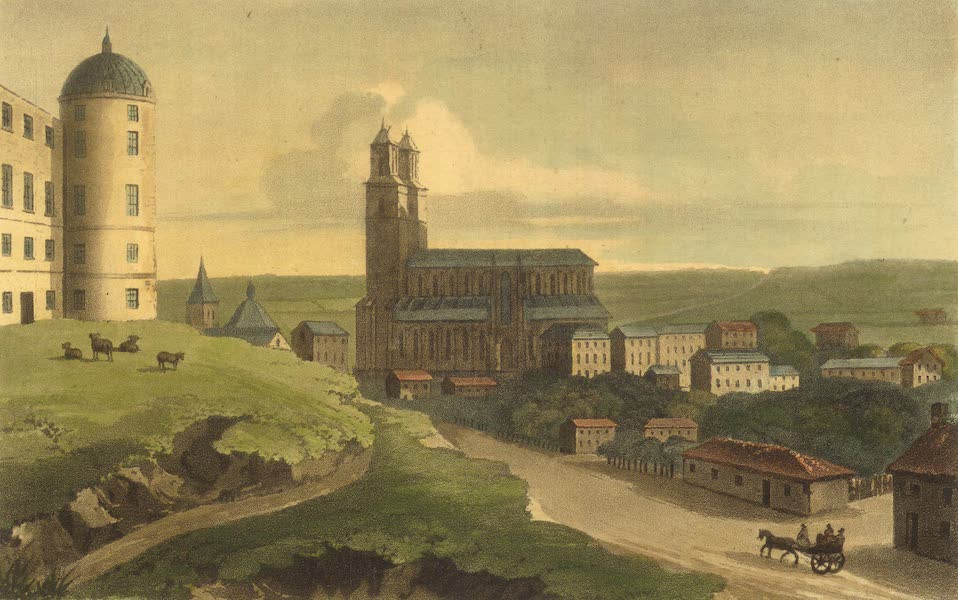 A Northern Summer - Upsala (1805)