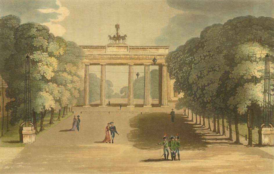 A Northern Summer - Brandenburgh Gate, Berlin (1805)