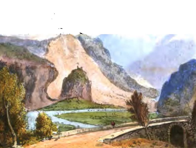 A Picturesque and Descriptive Tour in the Mountains of the High Pyrenees - The Valley of Argeles (1825)