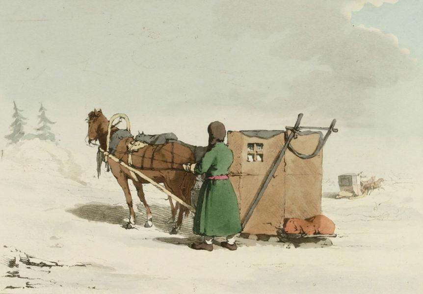 A Picturesque Representation of the Russians Vol. 1 - Voizak (1803)
