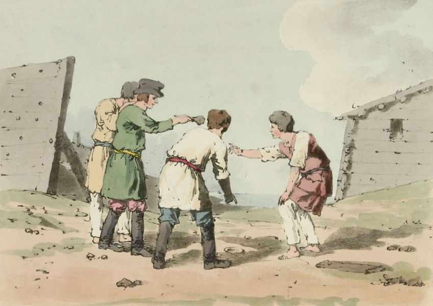 A Picturesque Representation of the Russians Vol. 1 - Svai (1803)