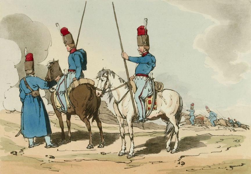 A Picturesque Representation of the Russians Vol. 1 - Cozacks (1803)