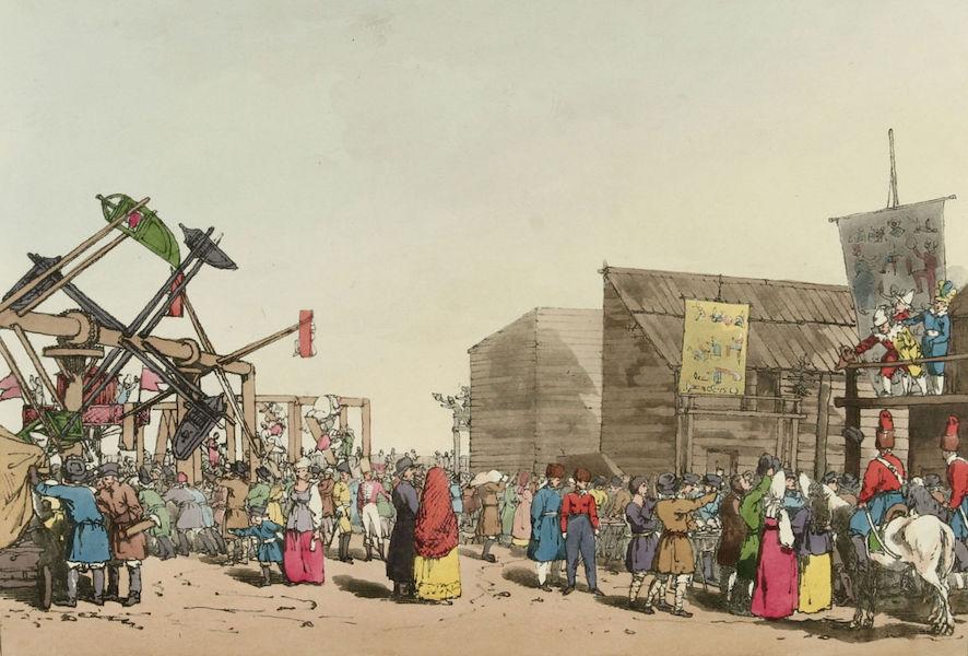 A Picturesque Representation of the Russians Vol. 1 - Katcheli (1803)