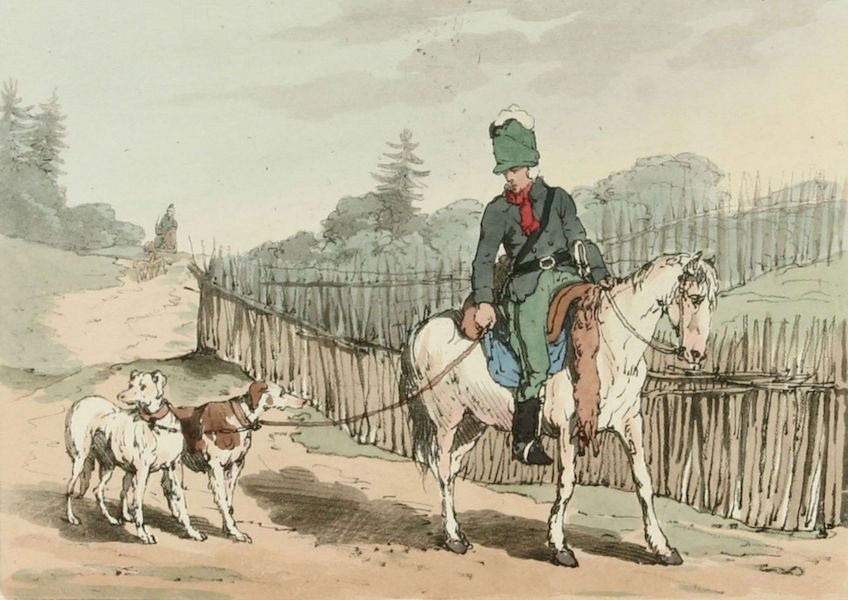 A Picturesque Representation of the Russians Vol. 2 - Yaeger (1804)