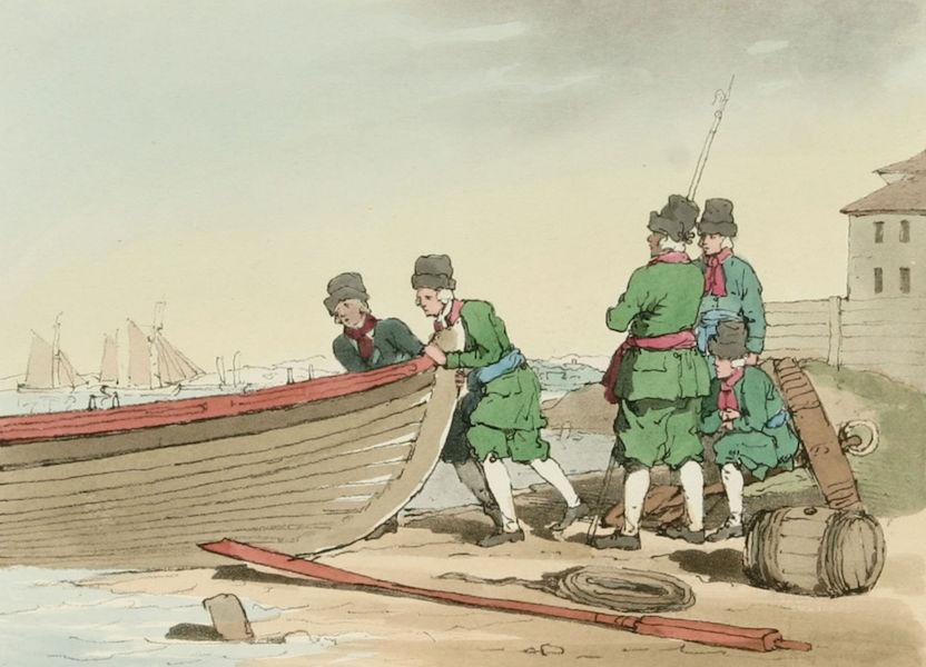A Picturesque Representation of the Russians Vol. 2 - Sailors (1804)