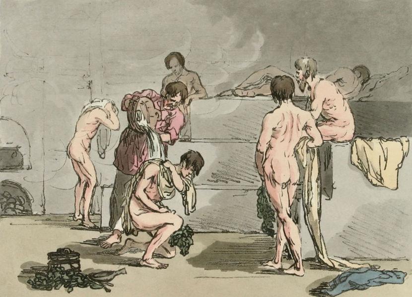 A Picturesque Representation of the Russians Vol. 3 - Hot Bath (1804)