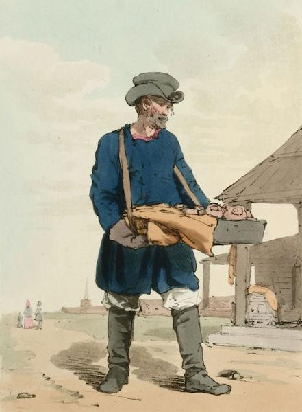 A Picturesque Representation of the Russians Vol. 3 - Kalatchnik (1804)
