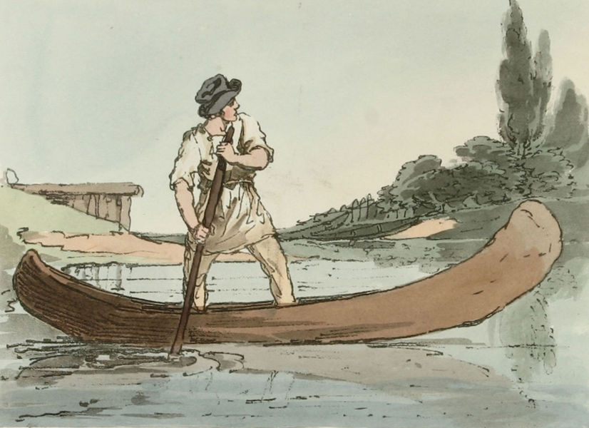 A Picturesque Representation of the Russians Vol. 3 - Lotka (1804)