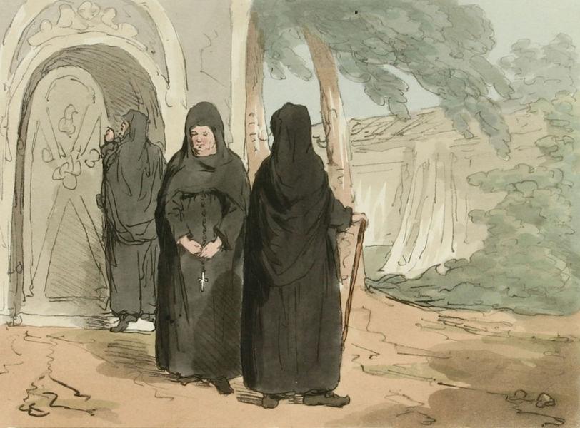 A Picturesque Representation of the Russians Vol. 3 - Nuns (1804)