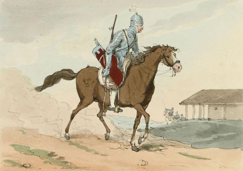 A Picturesque Representation of the Russians Vol. 3 - Noble Tcherkesseian (1804)