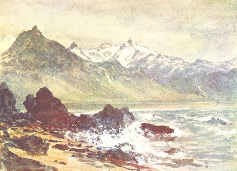 A Pilgrimage to the Saga-Steads of Iceland - Budar-Os (1899)