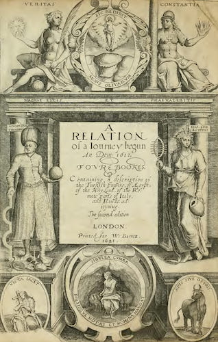 California Digital Library - A Relation of a Journey Begun An: Dom: 1610