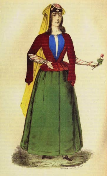 A Residence of Eight Years in Persia - A Persian Lady at Home (1843)