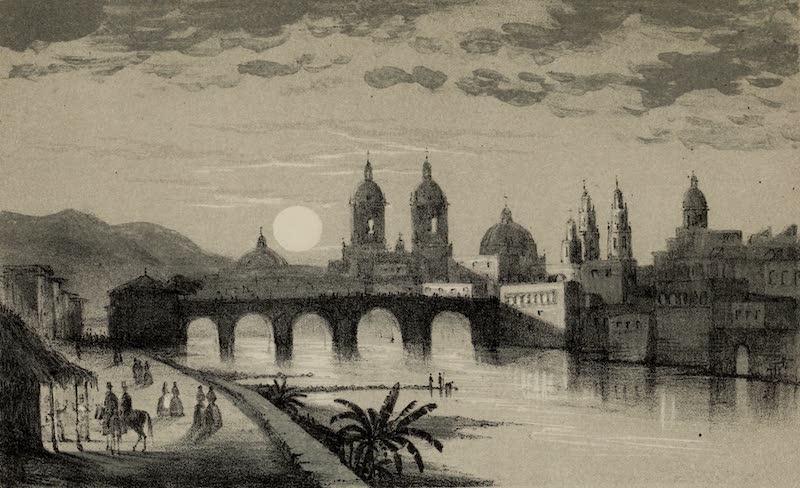 A Sketcher's Tour Round the World - Lima (1854)
