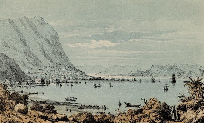 A Sketcher's Tour Round the World - Hong Kong (1854)