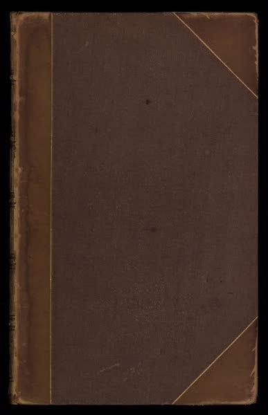 A Tour Through Sicily - Front Cover (1819)