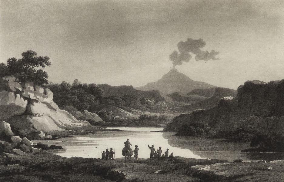 A Tour Through Sicily - Lake of Proserpine (1819)