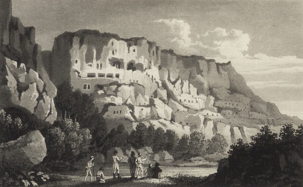 A Tour Through Sicily - View of the Valley of Ispica (1819)
