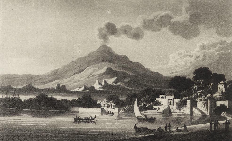 A Tour Through Sicily - Etna (1819)