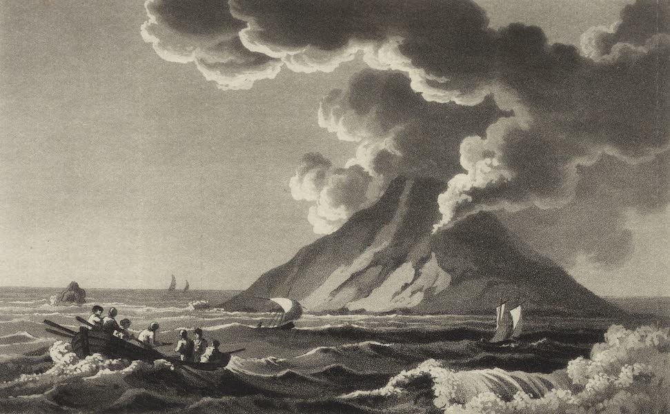 A Tour Through Sicily - The Island of Stromboli (1819)