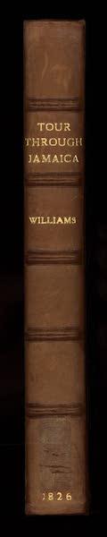 A Tour Through the Island of Jamaica - Spine (1826)