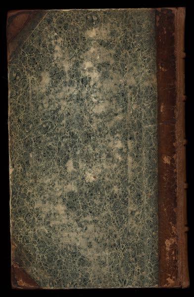A Tour Through the Island of Jamaica - Back Cover (1826)