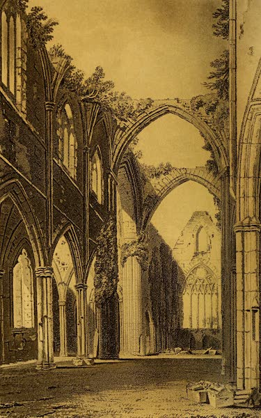 A Tour Throughout South Wales and Monmouthshire - Tintern Abbey (1803)