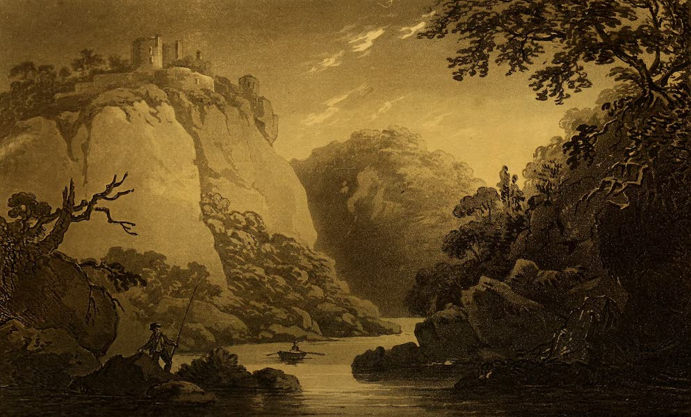 A Tour Throughout South Wales and Monmouthshire - Kilgarran Castle (1803)