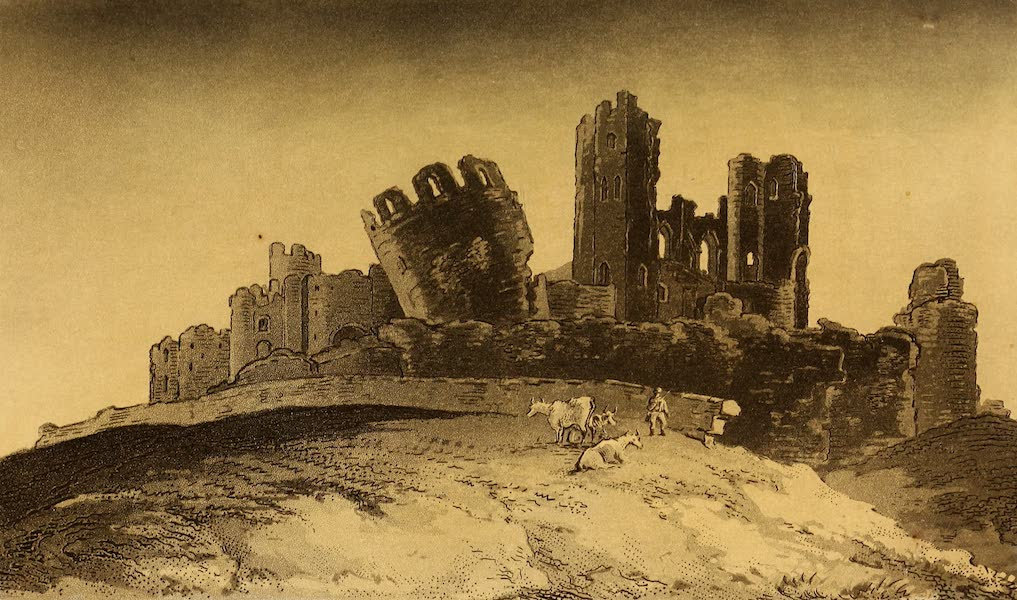 A Tour Throughout South Wales and Monmouthshire - Caerphilly Castle (1803)