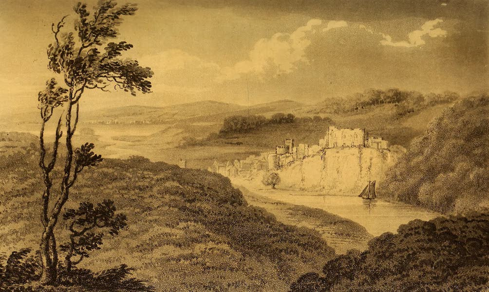 A Tour Throughout South Wales and Monmouthshire - View from Piercefield (1803)
