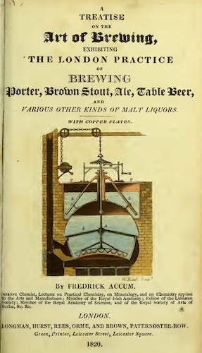 Aquatint & Lithography - A Treatise on the Art of Brewing