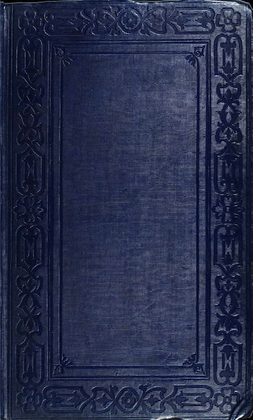 A Two Years Cruise off Tierra del Fuego Vol. 2 - Front Cover (1857)