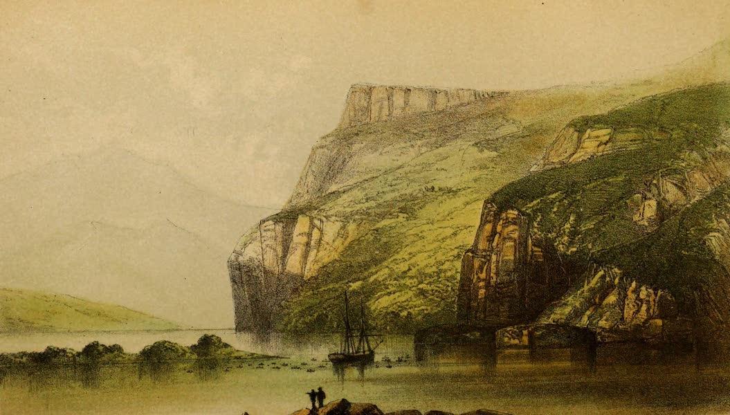 A Two Years Cruise off Tierra del Fuego Vol. 2 - Button Sound, Tierra del Fuego (1857)