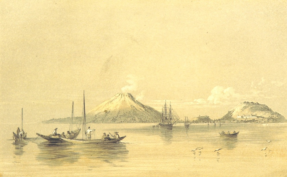 A Visit to the Indian Archipelago, in H.M.S. Maeander - Banda (1853)
