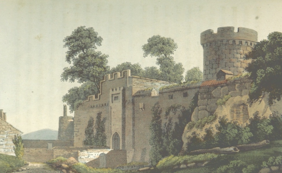 A Visit to the Monastery of La Trappe - Tour des Pelerins (1818)