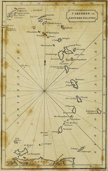 A Voyage in the West Indies - Caribbee or Leeward Islands (1820)