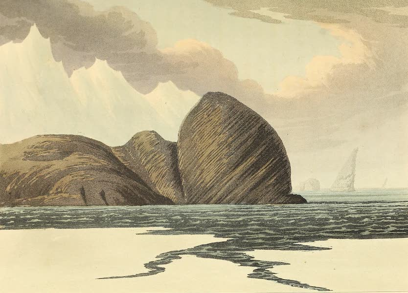 A Voyage of Discovery - Cape Melville and Melville's Monument (1819)