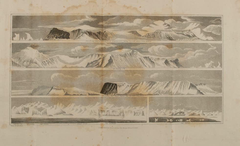 A Voyage of Discovery - Coastal Views [I] (1819)
