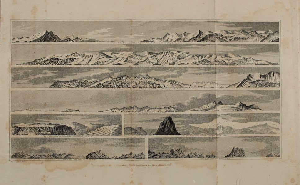 A Voyage of Discovery - Coastal Views [II] (1819)