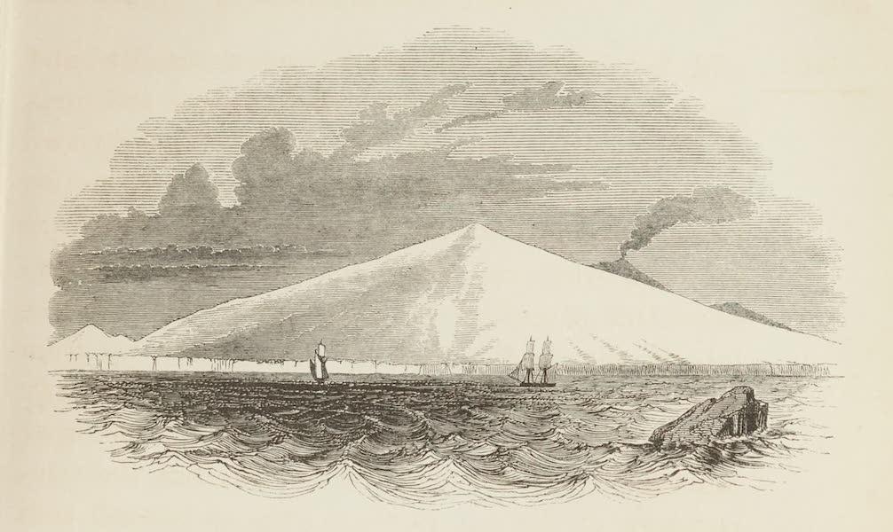 Cape Crozier and Mount Terror