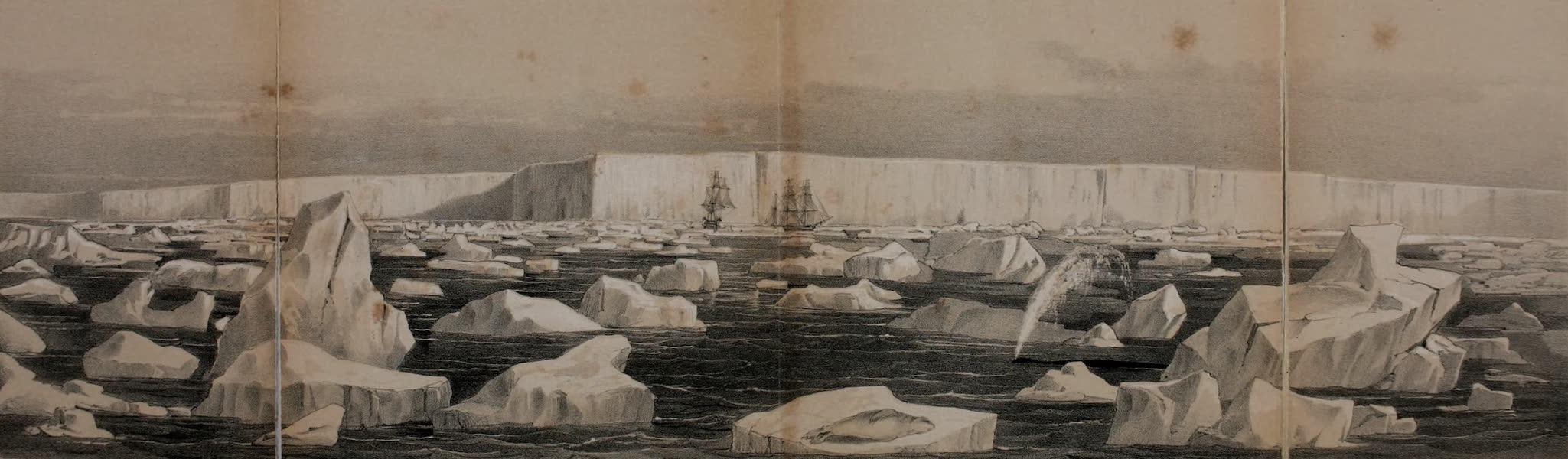 South Polar Barrier