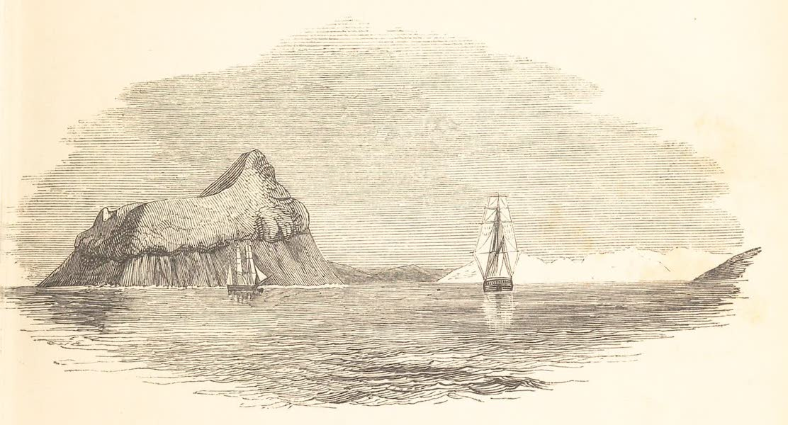 A Voyage of Discovery and Research in the Southern and Antarctic Regions Vol. 2 - Cockburn Island and Admiralty Inlet (1847)