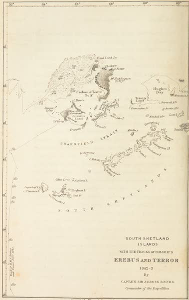 A Voyage of Discovery and Research in the Southern and Antarctic Regions Vol. 2 - Deep Soundings (1847)