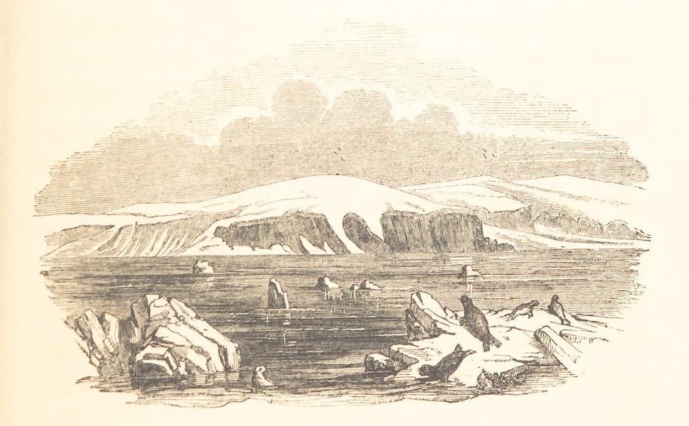 Mount Haddington and Cape Gage