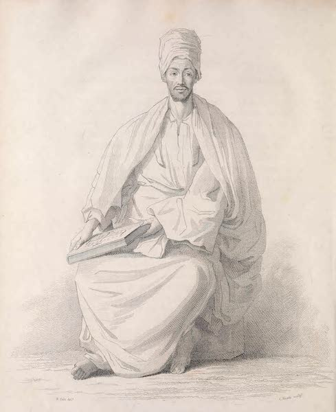 A Voyage to Abyssinia - Dofter Esther, a Learned Abyssinian (1814)