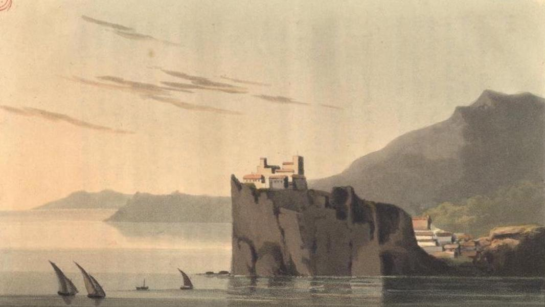 A Voyage to Cadiz and Gibraltar Vol. 1 - Scylla (1815)